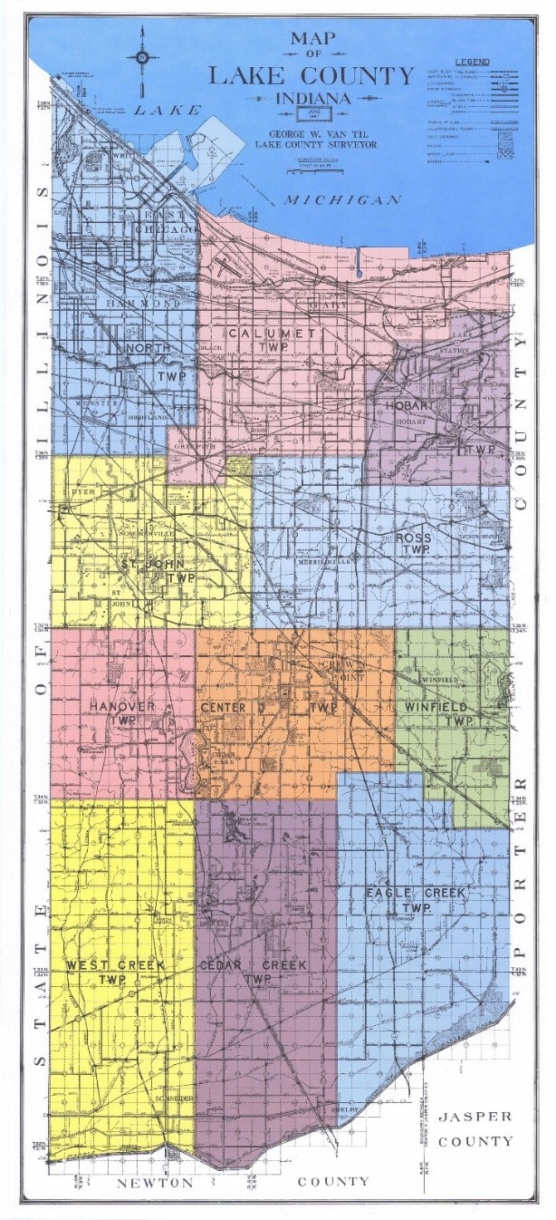 County Townships